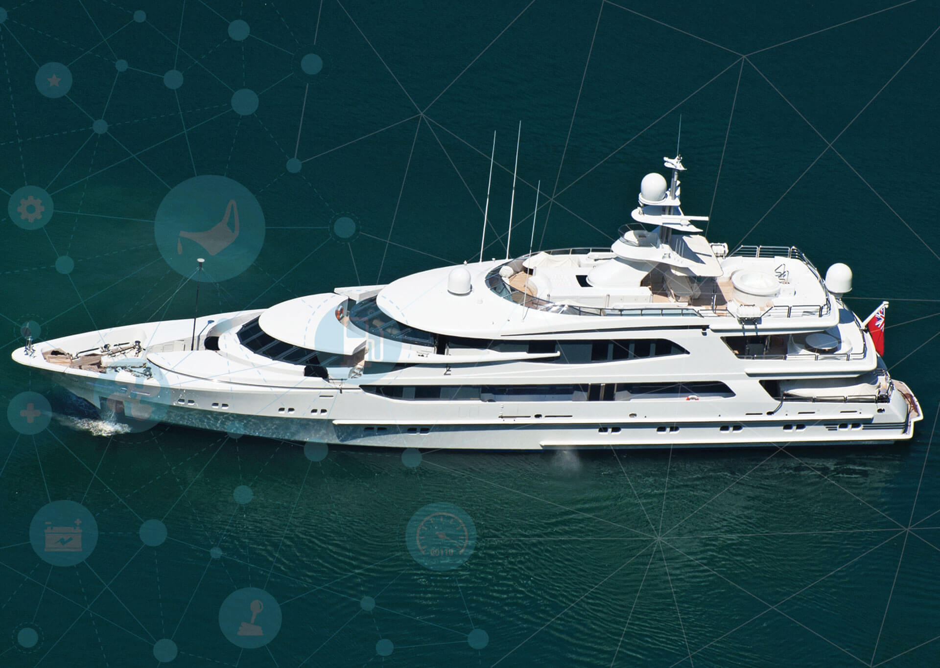 Your Yacht System Specialists For 20 years